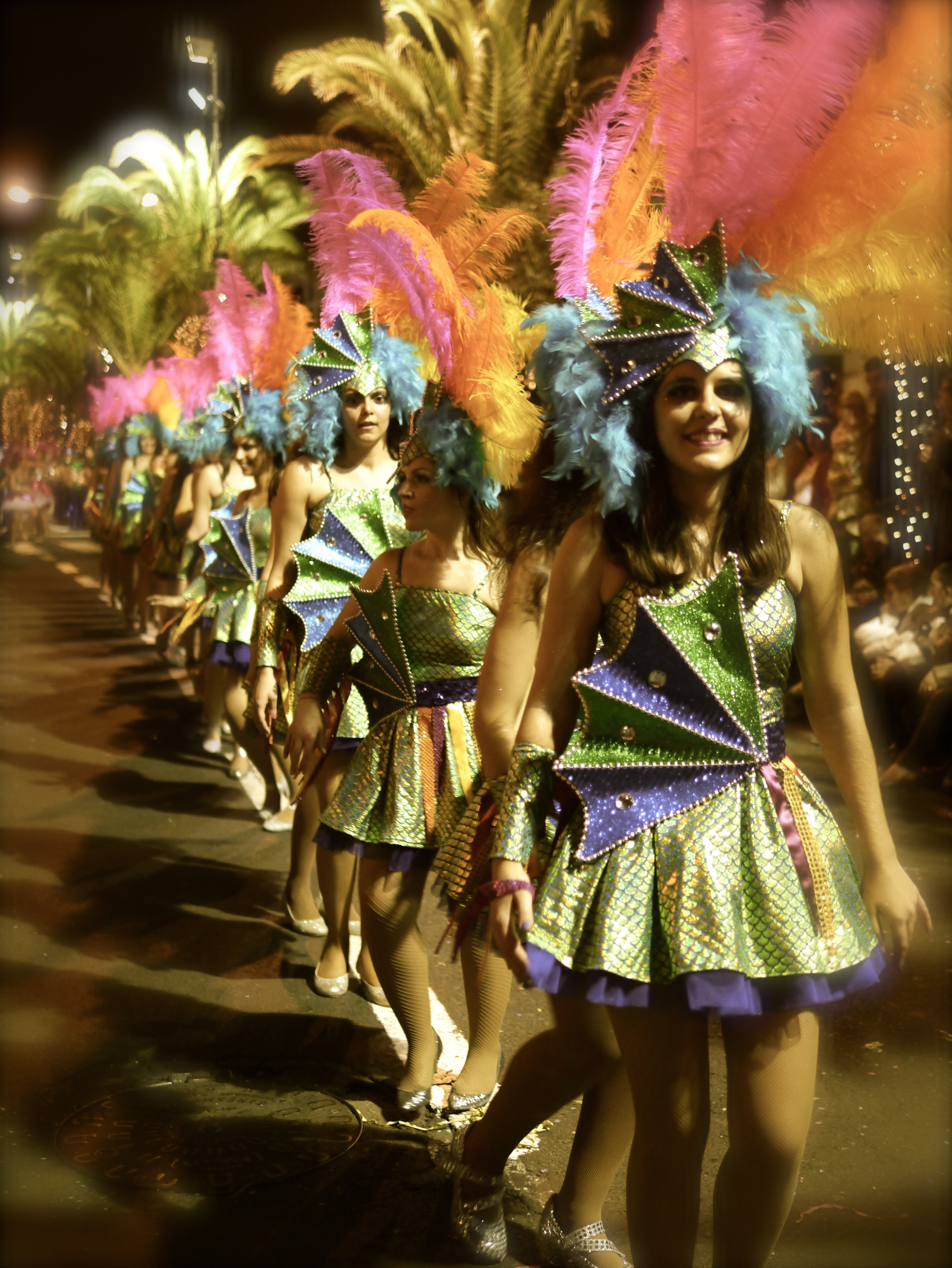 Carnival In Madeira Photoessay
