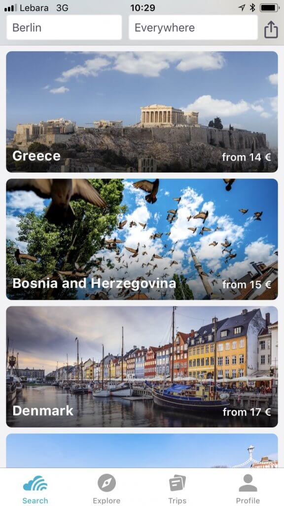 My 75 tips to save money when travelling in Europe -