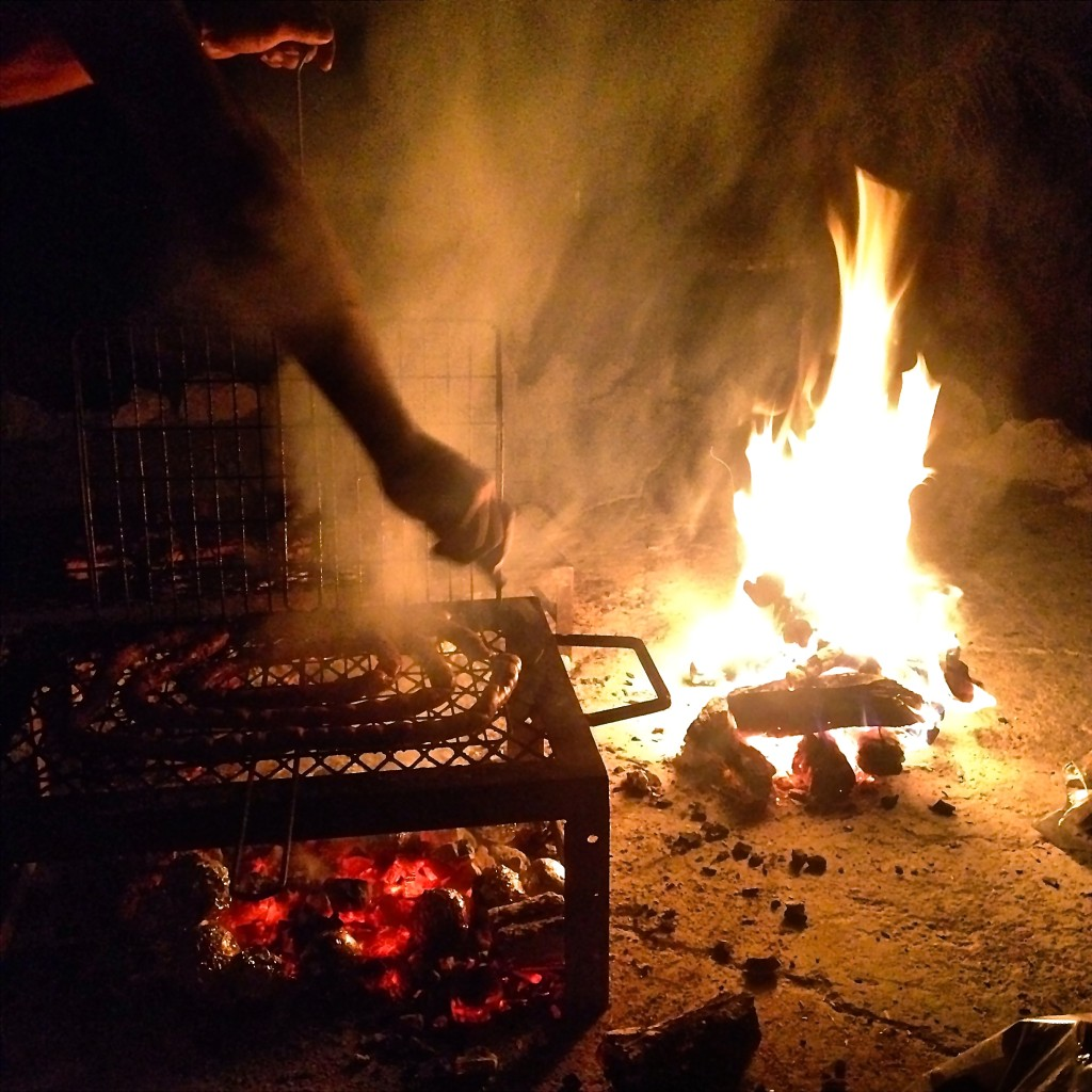 I have joined the brotherhood of Braai