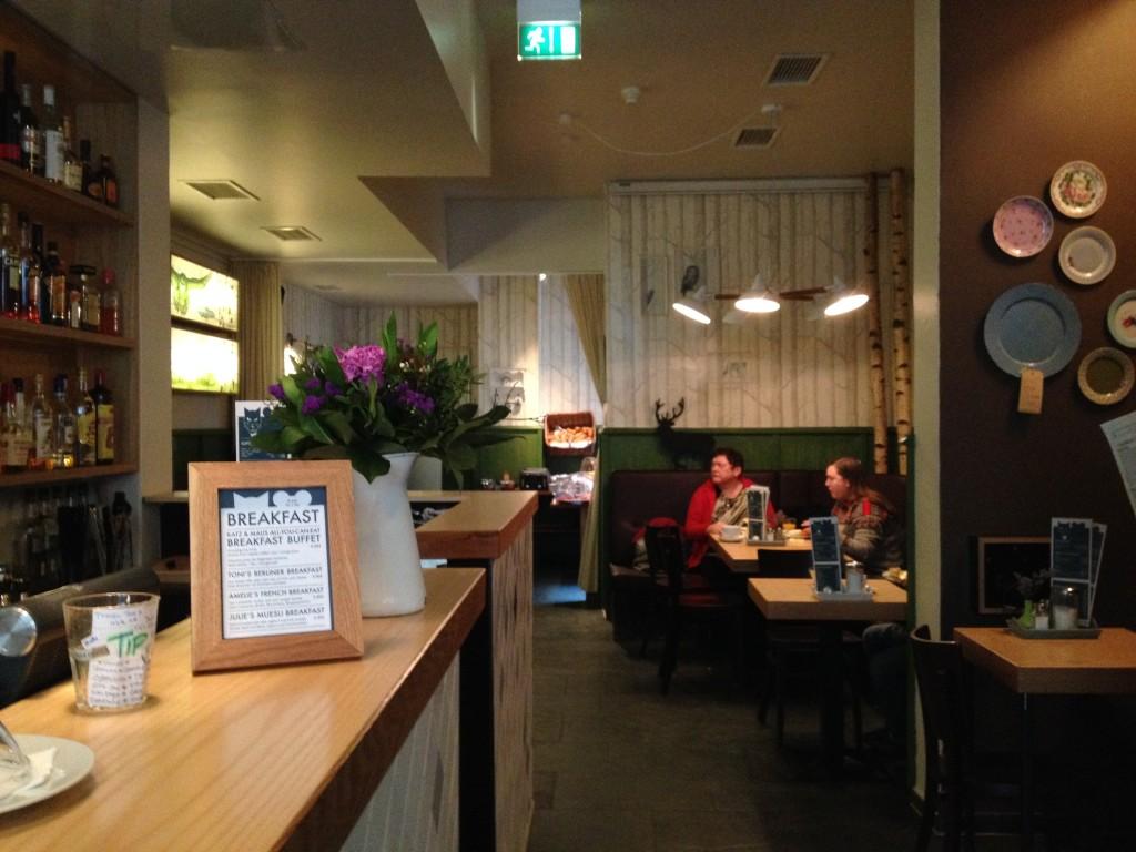 Katz & Maus cafe bar