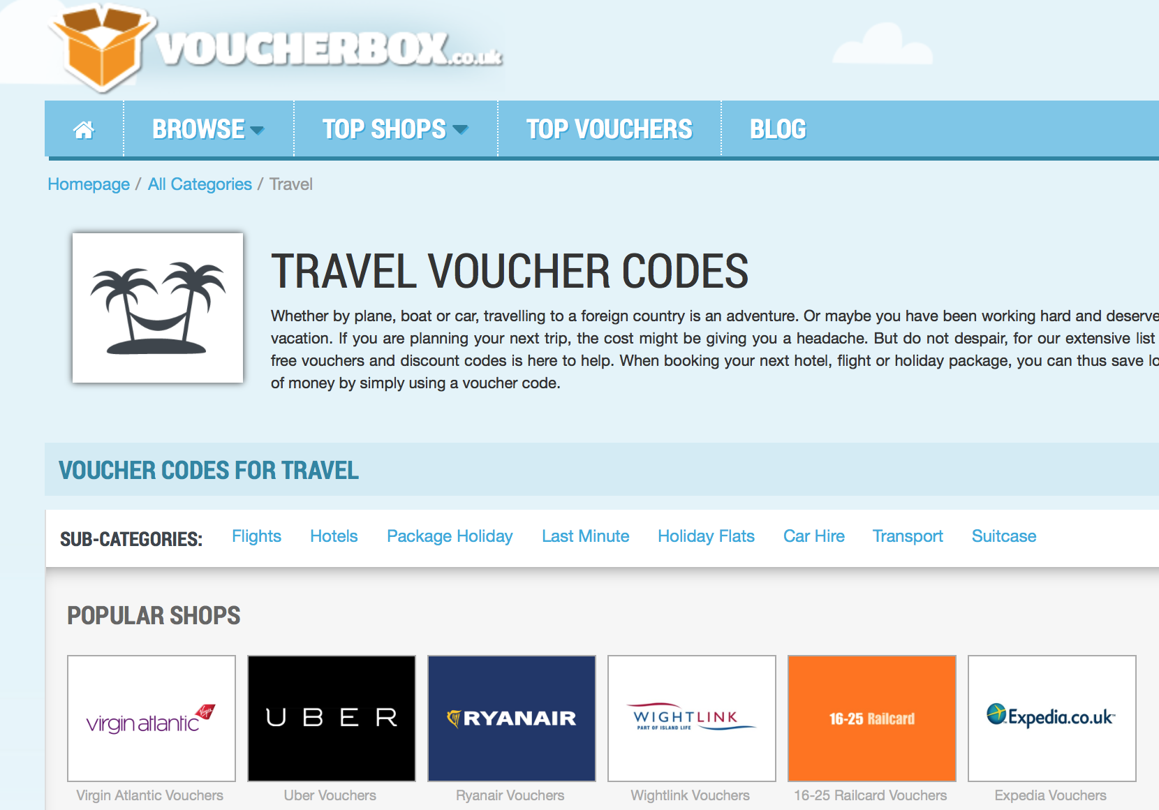 How to use voucher codes to save money off your next flight or hotel screen shot 2014 07 23 at 111801 yadclub