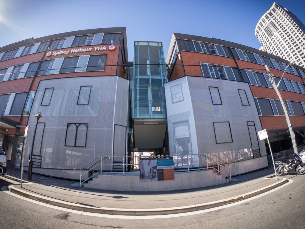 Sydney Harbour YHA review Luxury Hostel Australia