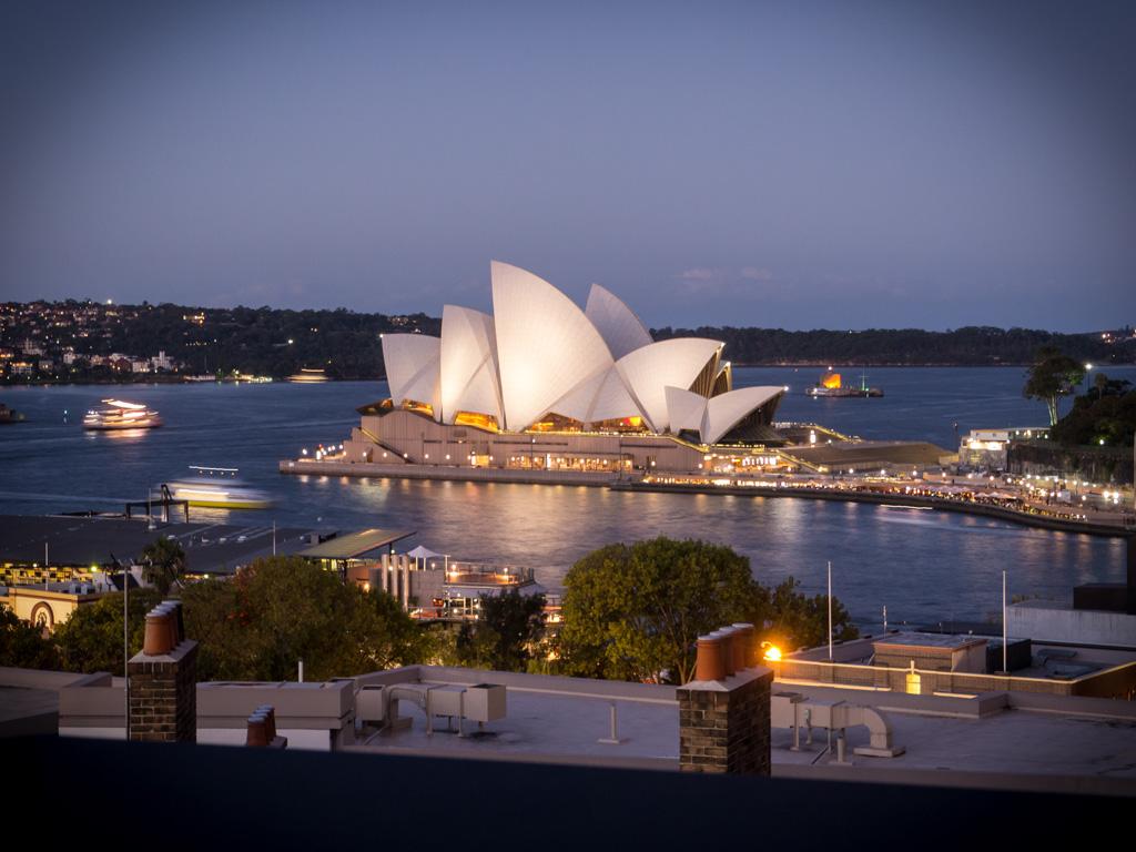 Sydney Harbour YHA Hostel Australia-7