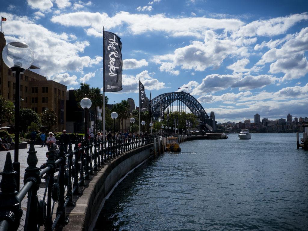 Sydney Harbour YHA Hostel Australia-9