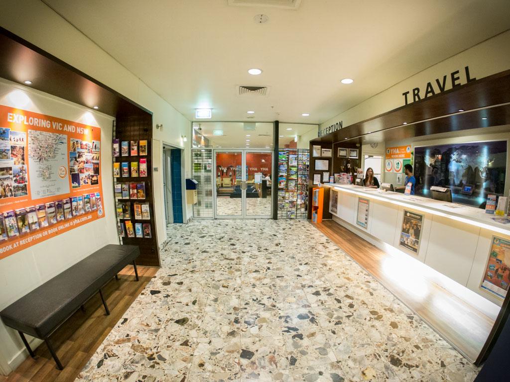 Hostel Melbourne Metro YHA-19