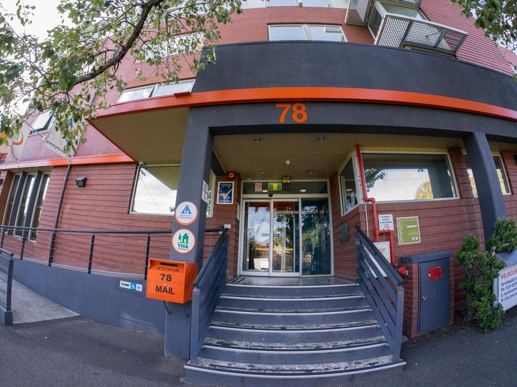 Hostel Melbourne Metro YHA-6