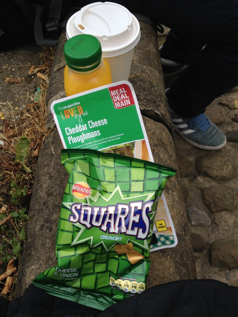 The Great British Sandwich Lunch- from as little as £3 at Co-op or £3.29 at Boots