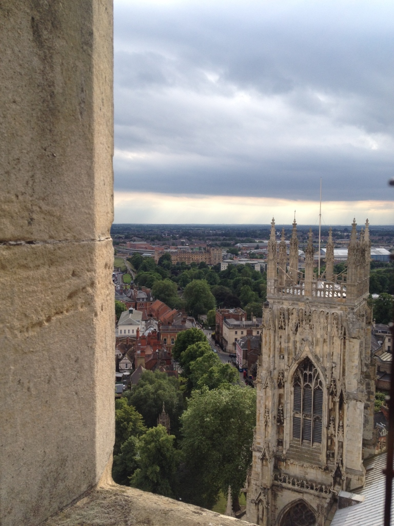 York Cathedral. One of the highlights of a visit to York