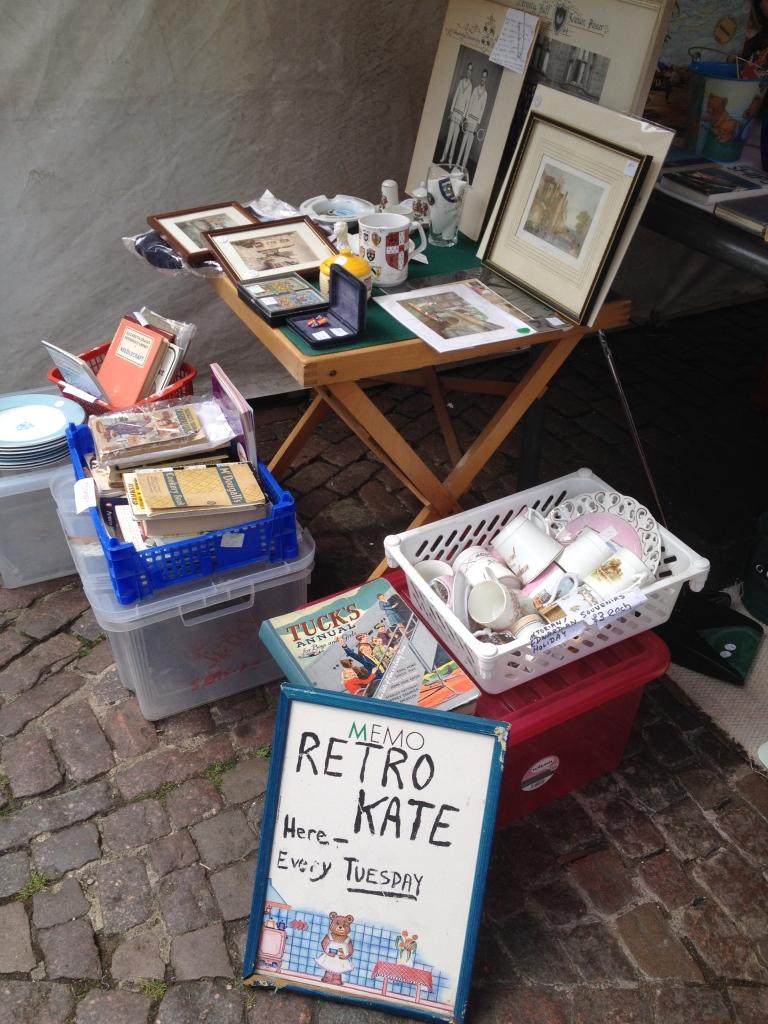 Trip down memory lane: Retro Kate