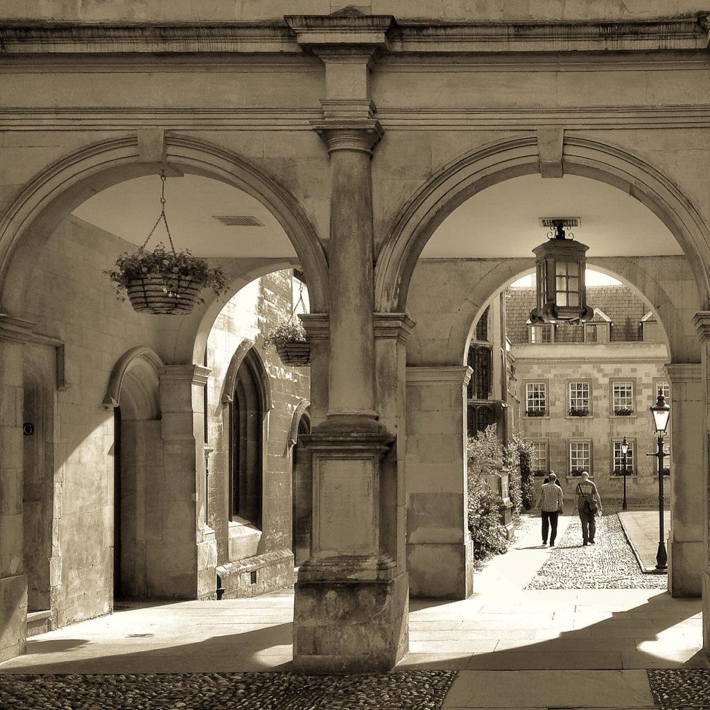 Tudor Fantasy- Cambridge
