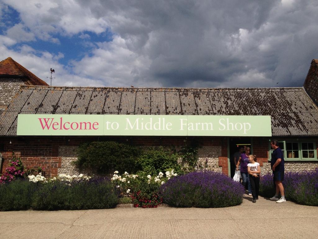Middle Farm, Sussex