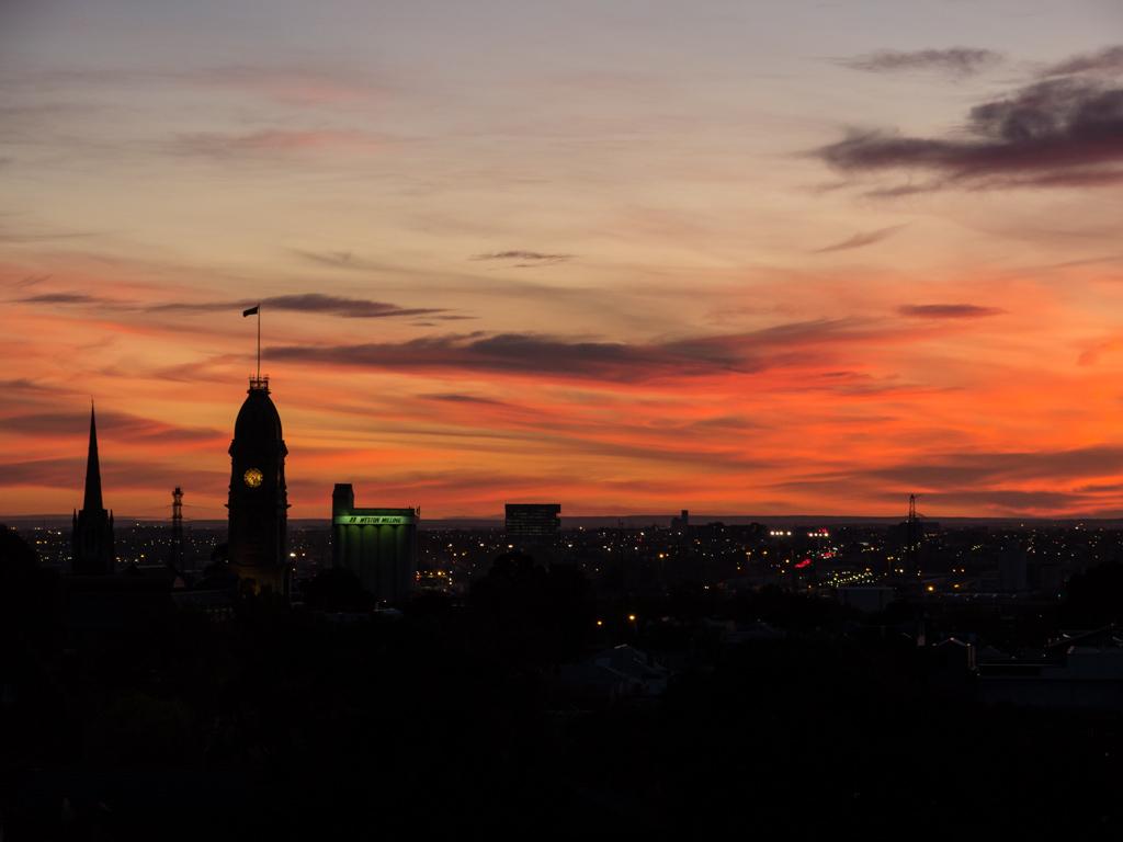 North Melbourne Landscape City Skyline-8