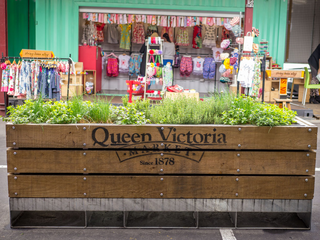 Queen Victoria Market Melbourne-1