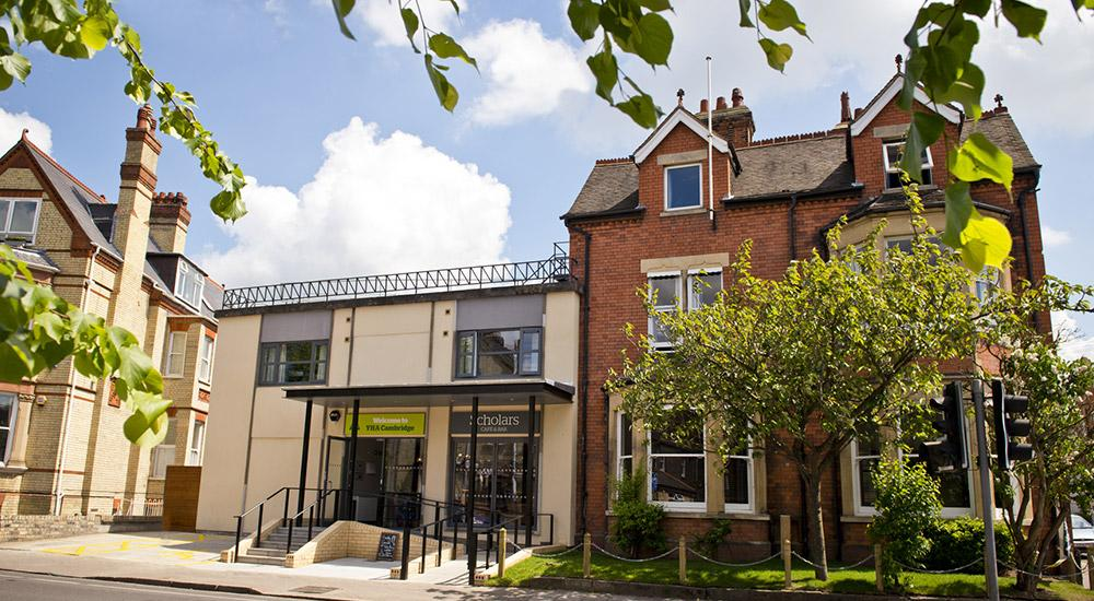 YHA Cambridge-one of the newly refurbished YHA hostels