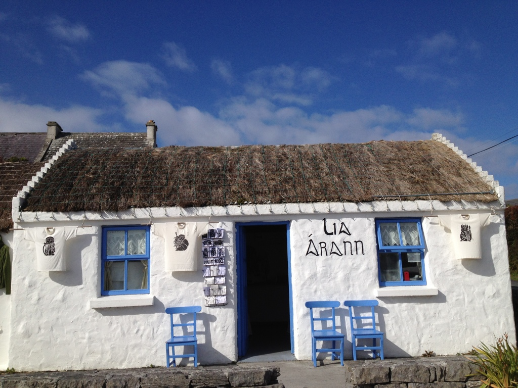 Make time to visit the beautiful Aran Islands when visiting Galway