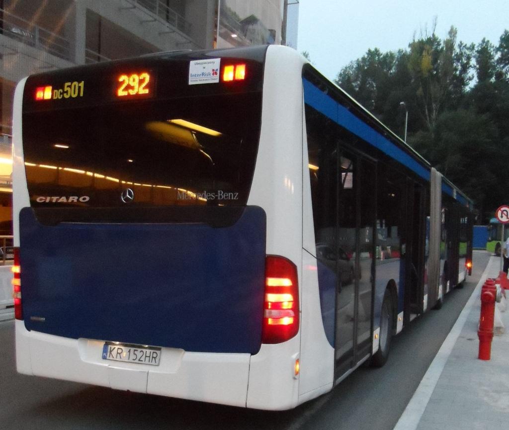 Krakow Bus 292