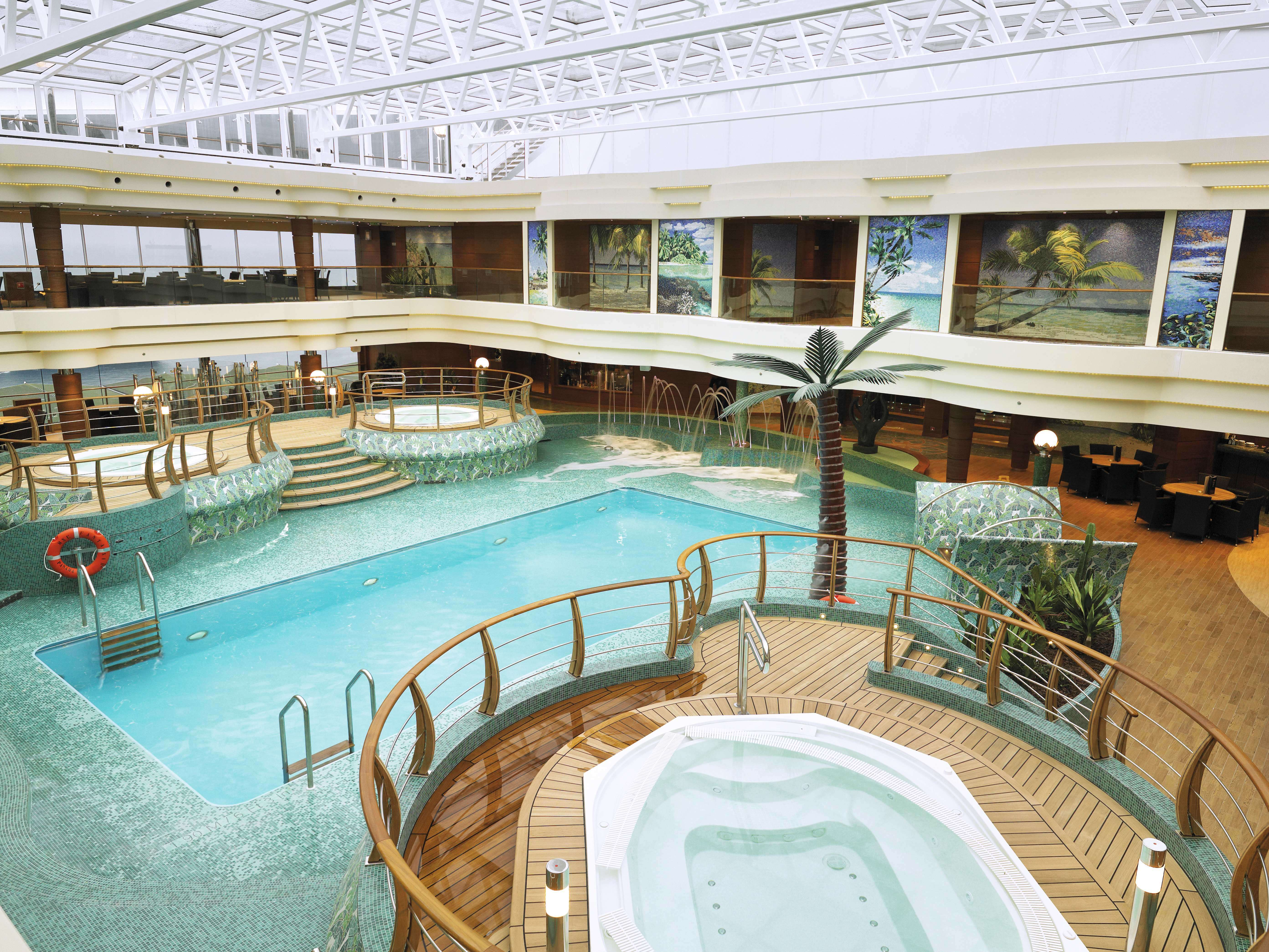 Experience of cruising for the first time