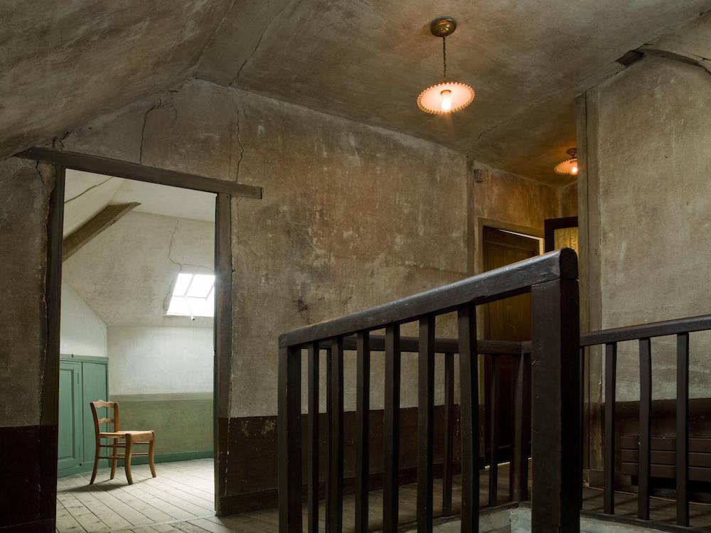 136-Palier chambre