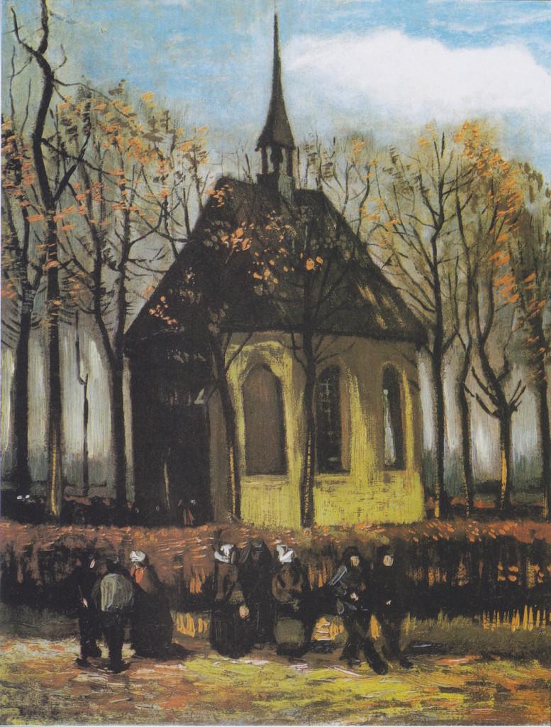 Van_Gogh_-_Die_Kirche_von_Nuenen_mit_Kirchgängern-2