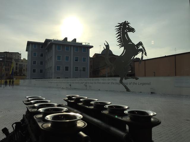 Museum of Ferrari Engines