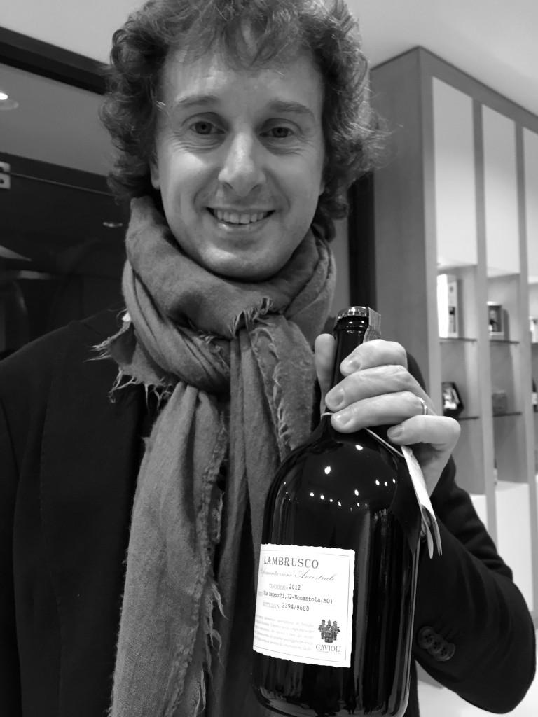 Gavioli Antica Cantina-another very fine Lambrusco wine