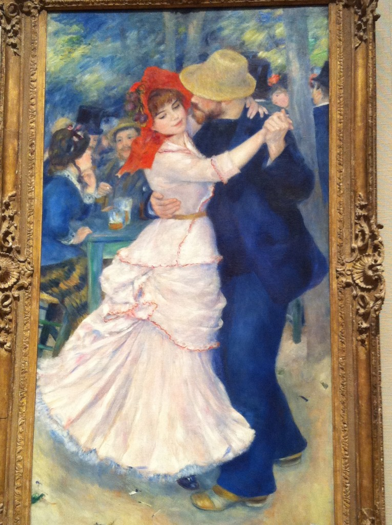Renoir at the Museum of Fine Arts, Boston