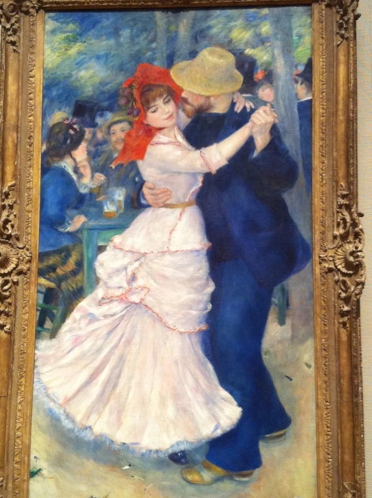 Renoir at the Museum of Fine Arts, Boston