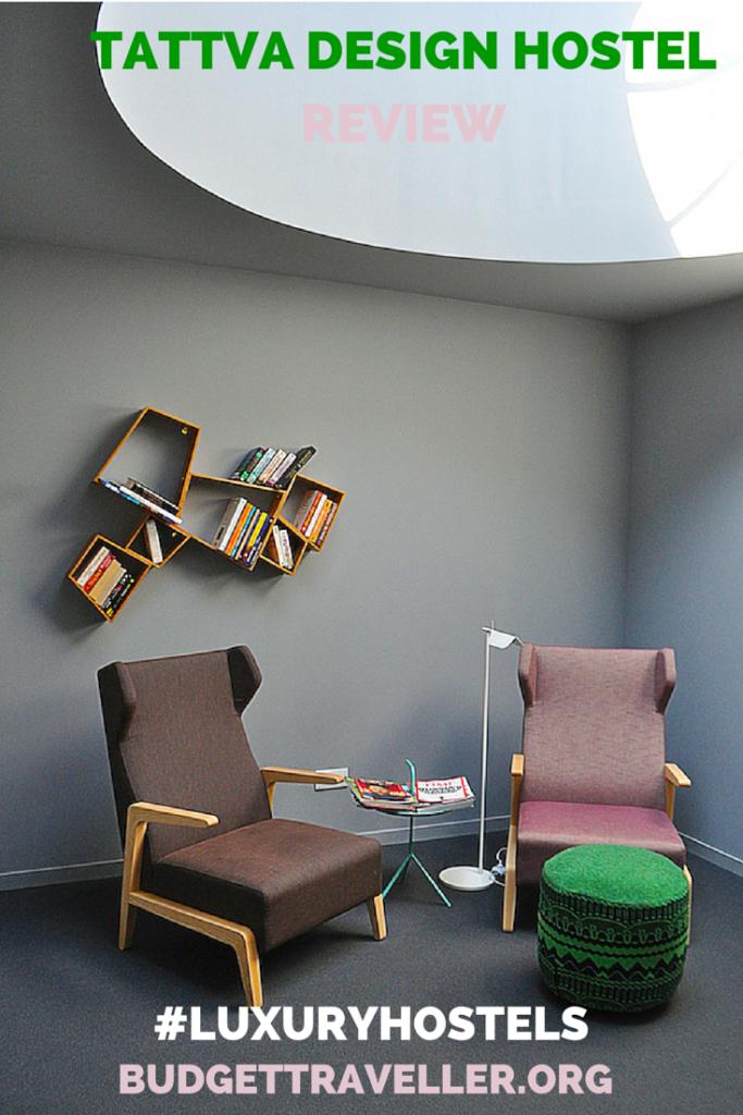 Tattva Design Hostel, Porto reviewed