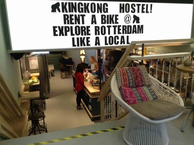 KingKong Hostel