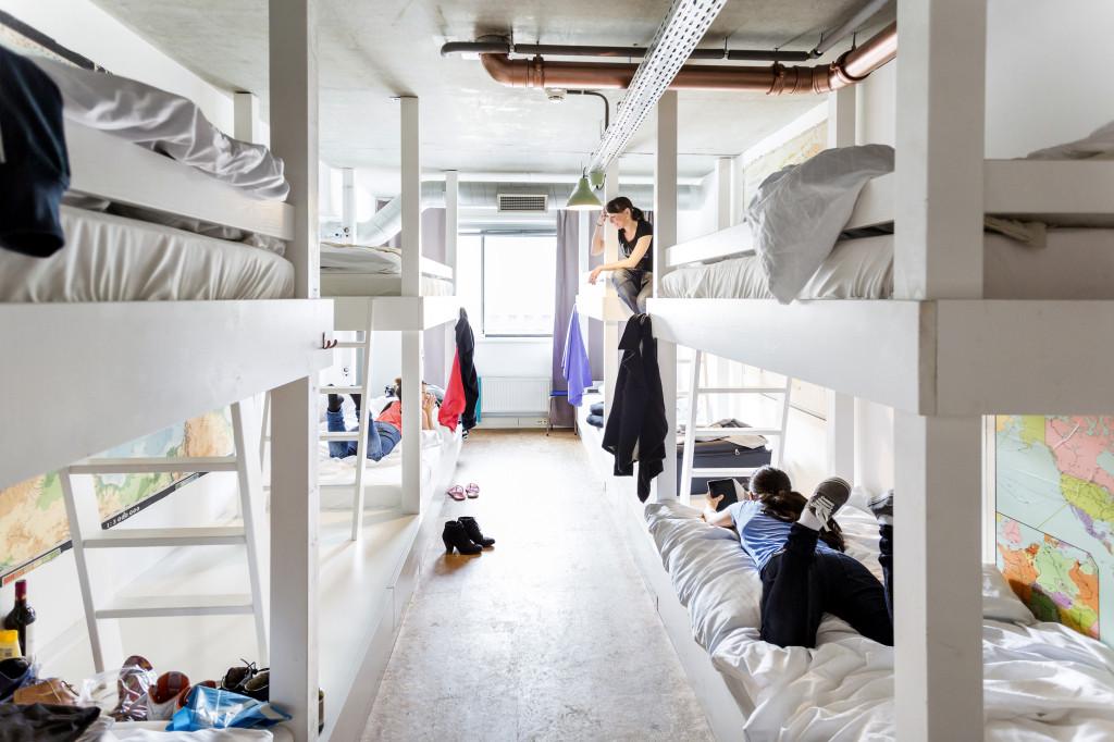 Ecomama Hostel Amsterdam 2