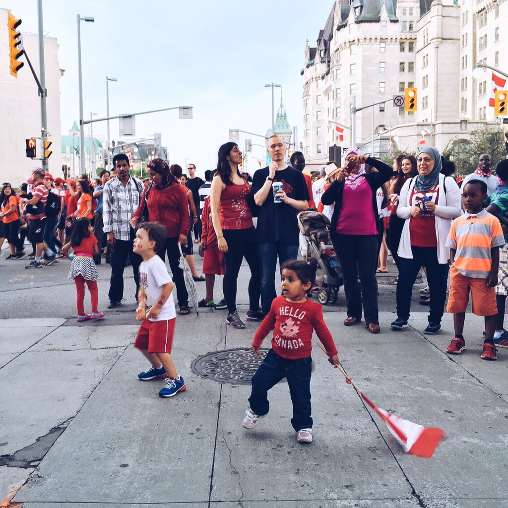 National Day celebrations, Ottawa