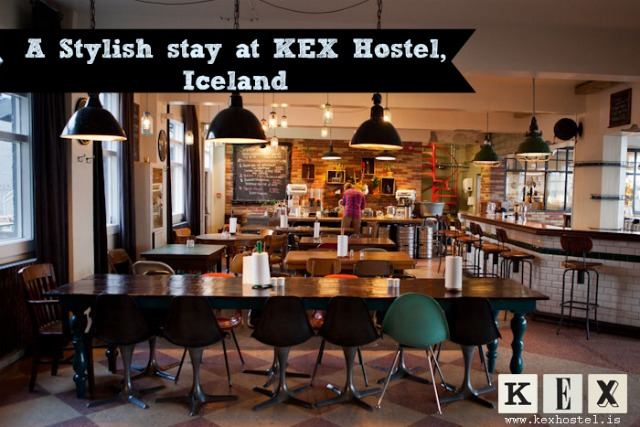 Kex Hostel: Great hostel with a fantastic ambience