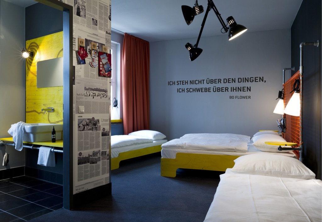 Best luxury hostels of europe for Decor do hostel