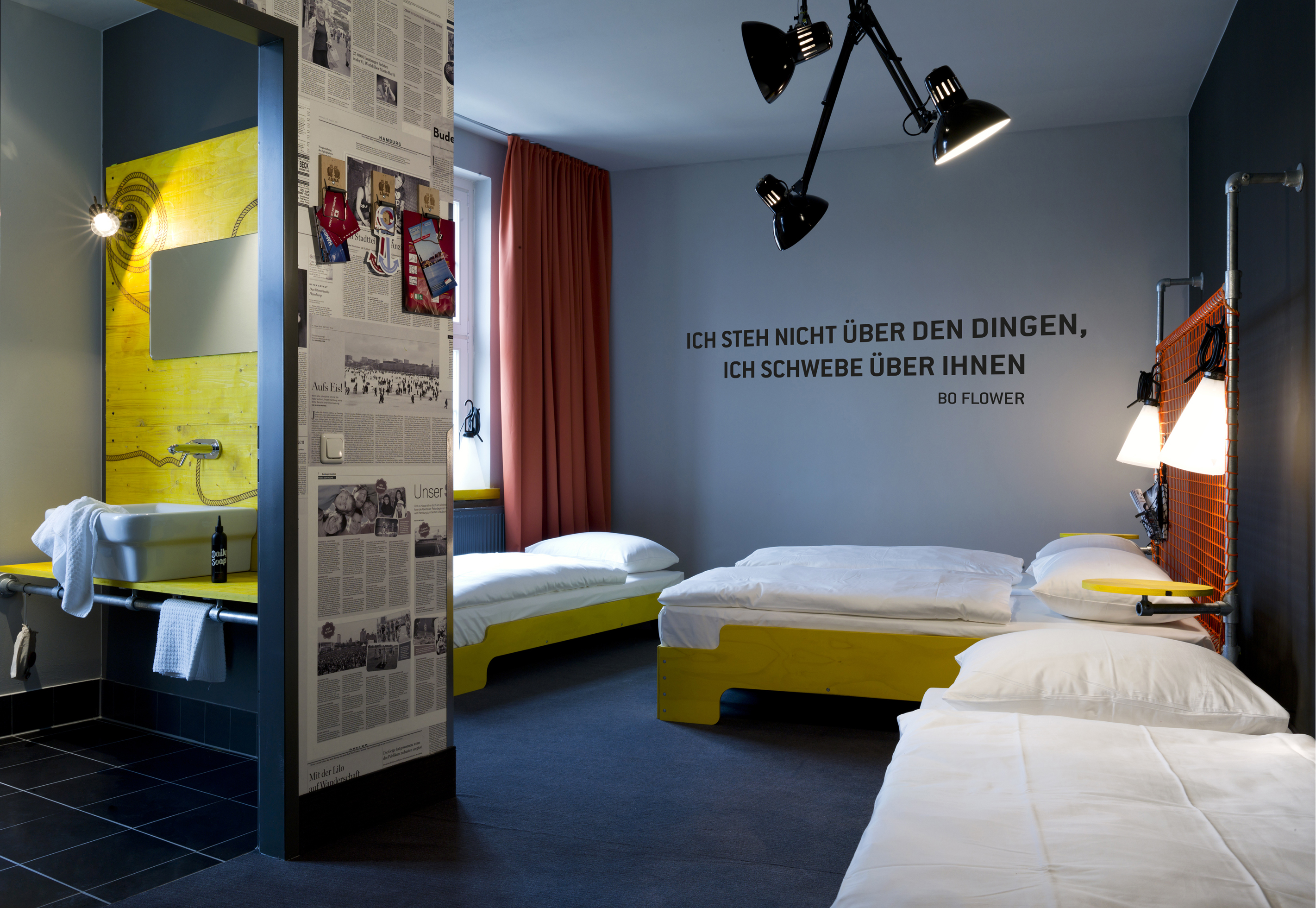 best luxury hostels of europe. Black Bedroom Furniture Sets. Home Design Ideas