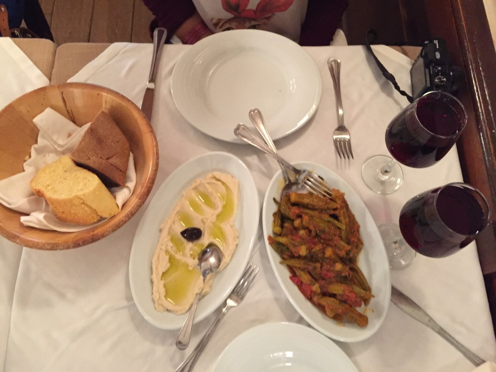 Kafeneio in Kolonaki is a must visit : traditional, home made Greek food in an intimate, simple old-school diner