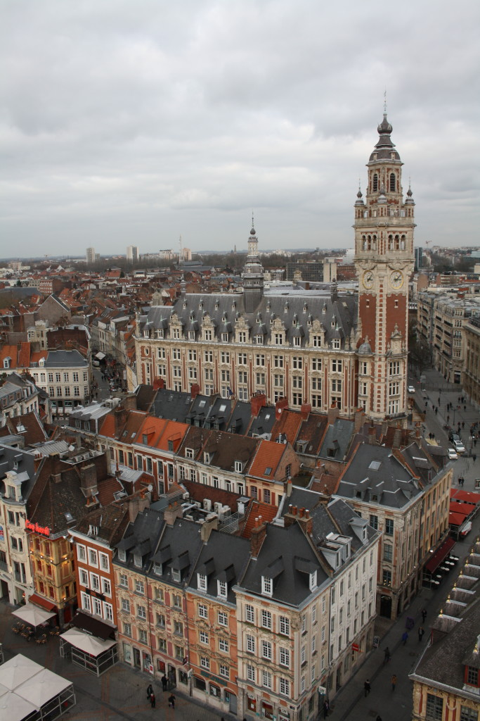 2. Grand Place