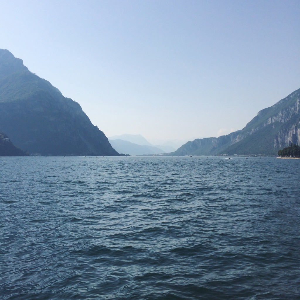 Tranquil Lake Lecco