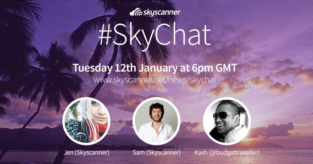 #SkyChat FB & TW-2