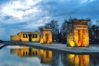 Sunset Temple de Bod Madrid