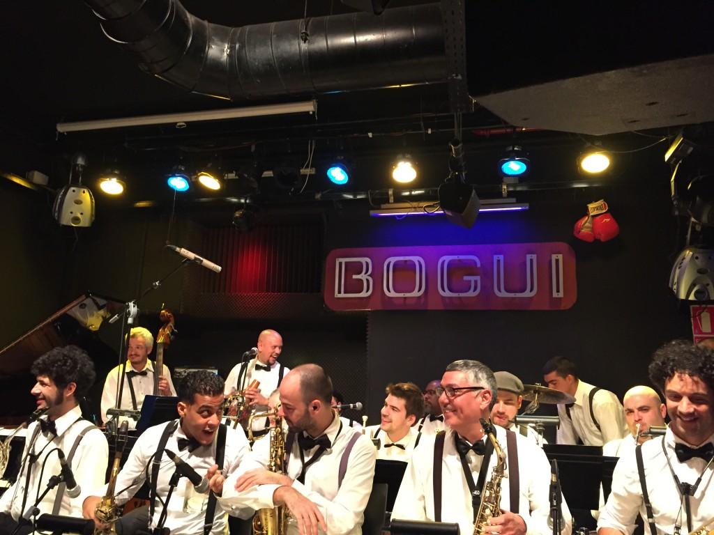 Bogui Jazz Madrid