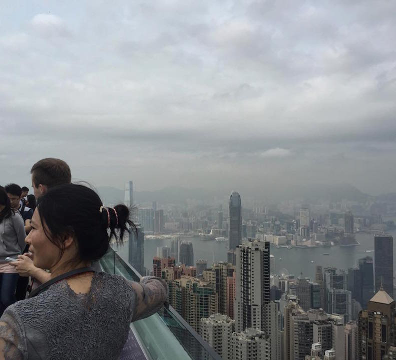 Definitely one of the most breathtaking views you will see anywhere in the world-hike it or take the Peak Tram: do make a point of visiting Victoria Peak. You won't regret it.