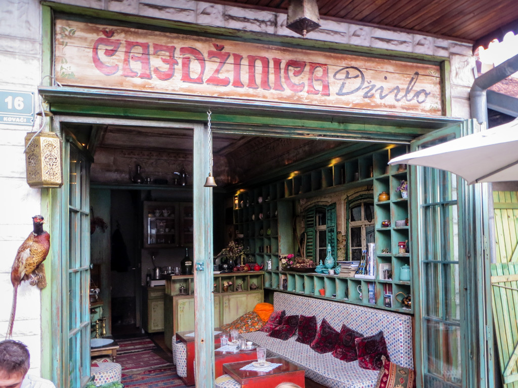 Cheap Eats Guide to Sarajevo