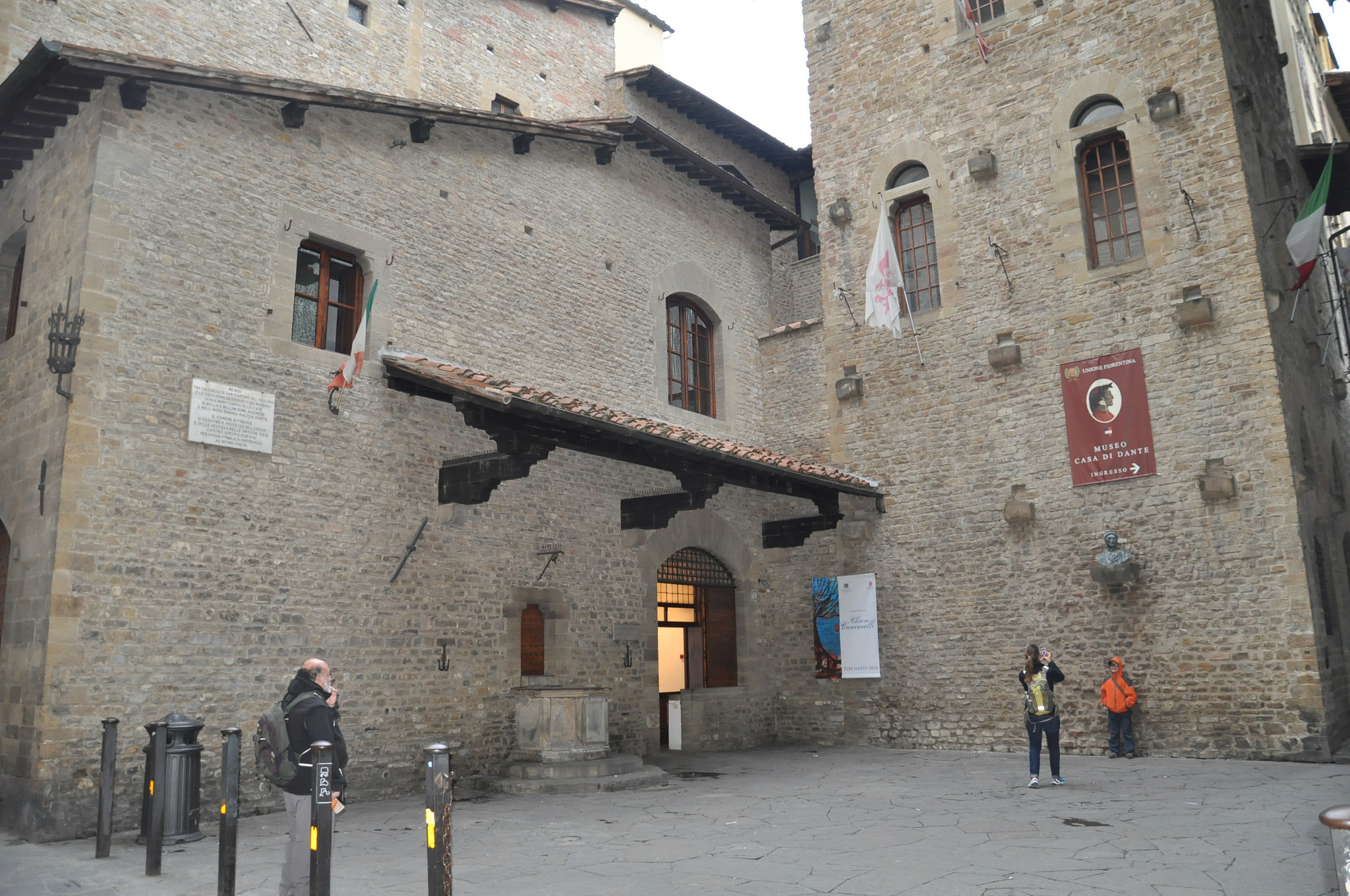 Italian Florence: A Free, Self-guided Walking Tour Of Florence