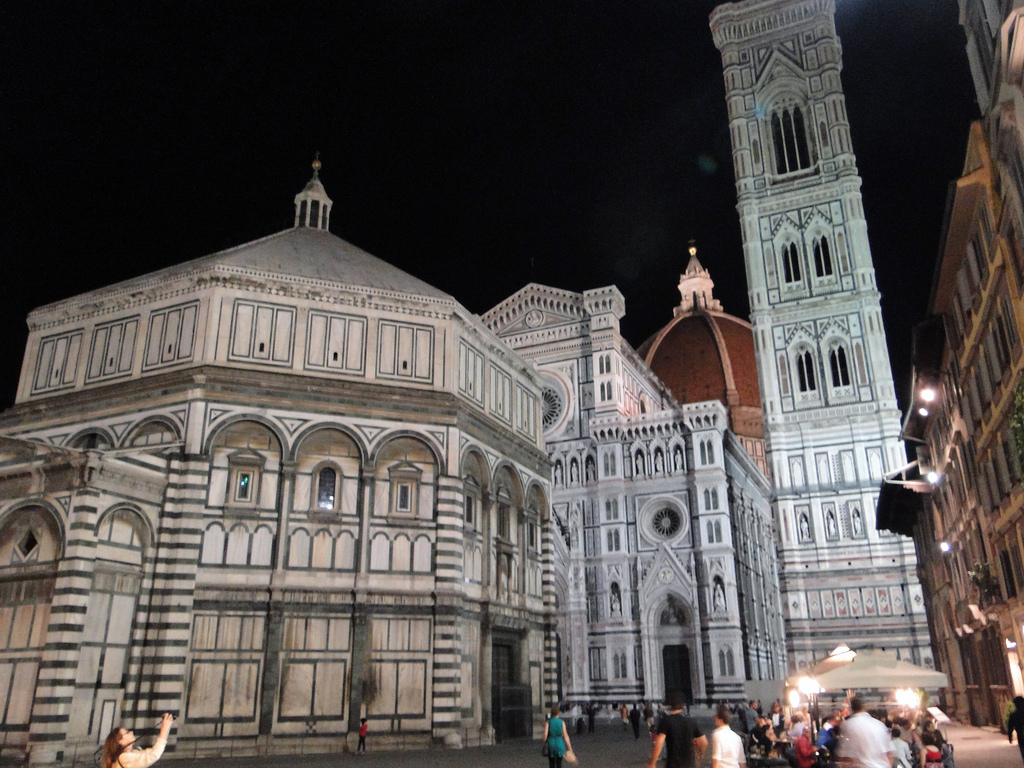 A Free Self Guided Walking Tour Of Florence