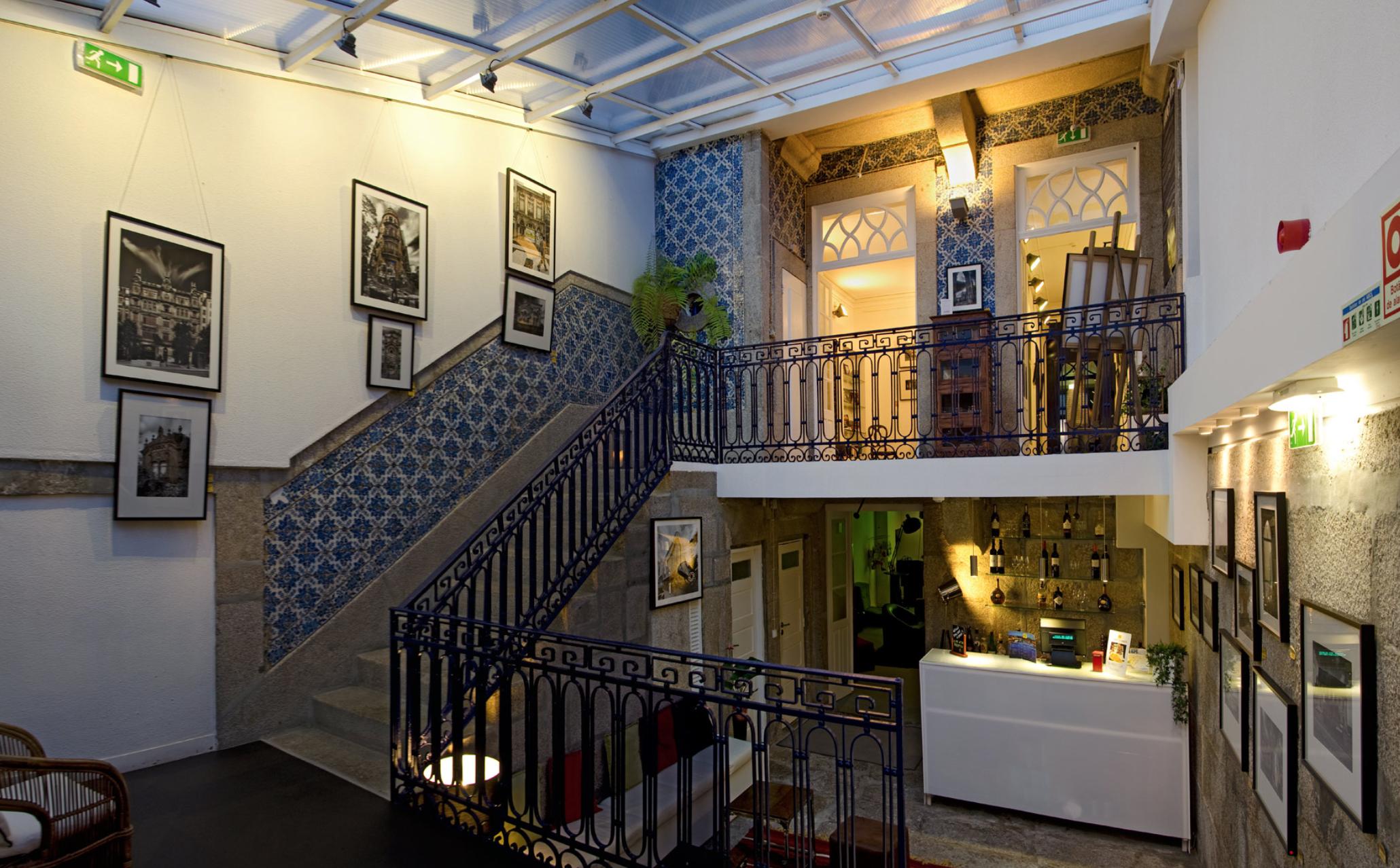 Phòng trưng bày-Nhà nghỉ-3  5 nhà nghỉ có chất lượng tốt nhất tại Châu Âu Gallery Hostel 3