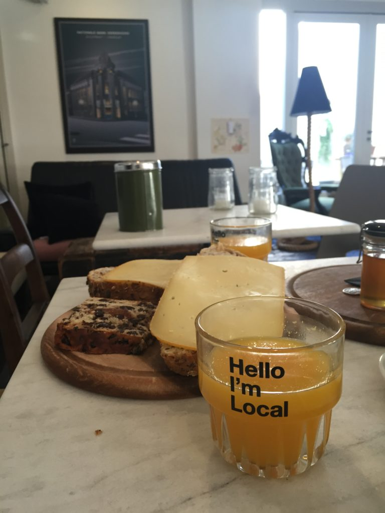 Hello I'm Local Haarlem Breakfast