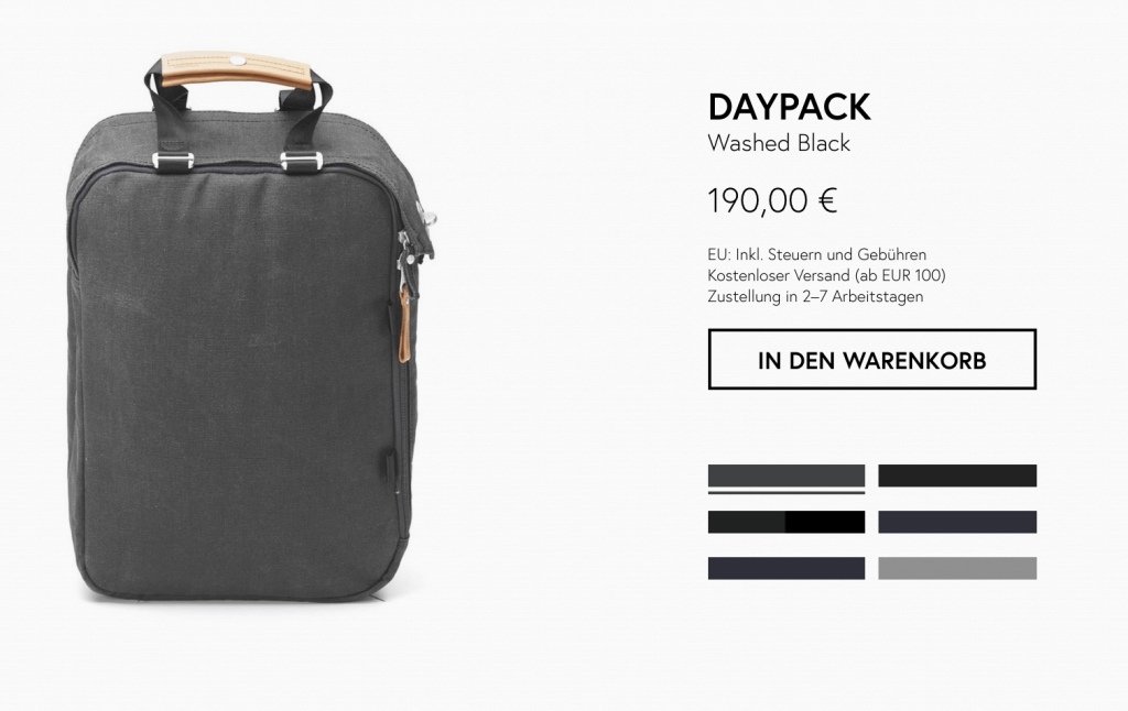d1411712f88e94 If you want to travel carry on carry-on with Ryanair or looking for a  stylish daypack