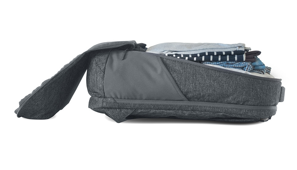 Arcido Faroe Backpack clothes compartment