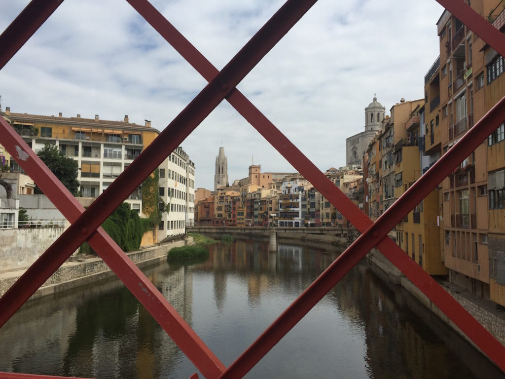 Life though a different lens: Girona. A medieval fantasy come true.