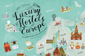 Free download: 2nd edition, Luxury Hostels of Europe guidebook